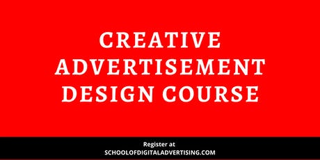 Creative Advertisement Design Course – First In Malaysia tickets