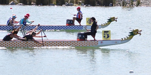 Have a go: Dragon Boating