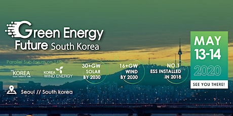 Green Energy Future South Korea (GEFSK) 2020 tickets