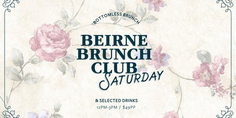 Beirne Brunch Club 21st December tickets