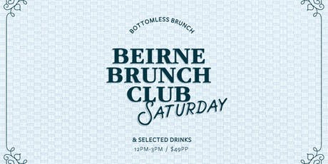 Beirne Brunch Club 28th December tickets