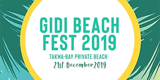 GIDI Beach Fest 2019