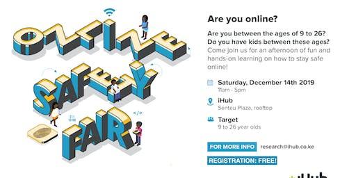 iHub Online Safety Fair 2.0