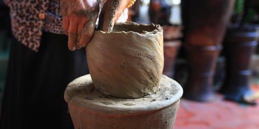 Pottery Workshop - Hand-building Techniques