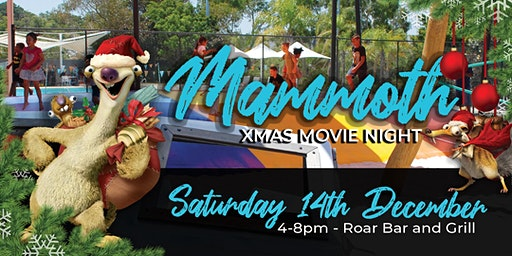 Mammoth Xmas Movie Night at Roar Bar and Grill
