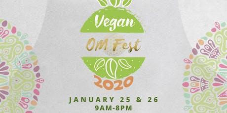 Vegan Om Fest tickets