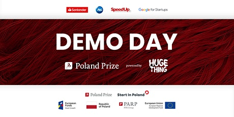 Poland Prize powered by Huge Thing 2nd edition Demo Day tickets