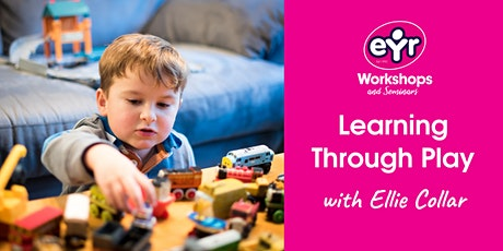 Executive Function: Learning Through Play [FULL DAY EVENT] tickets