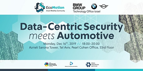 Data-Centric Security meets Automotive Meetup tickets