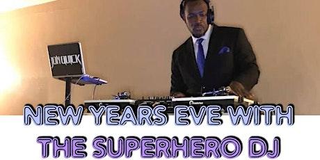 NEW YEAR'S EVE w/ SUPERHERO DJ JON QUICK AT BK9 tickets