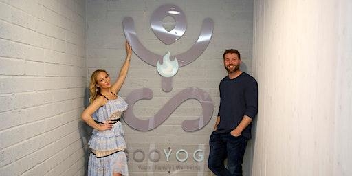 Soo Networking @ Soo Yoga