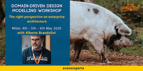 Domain-Driven Design Modelling Workshop - May 2020 tickets