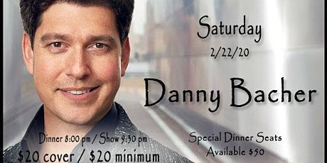 Danny Bacher - An Evening with Johnny Mercer - 2/22/20 tickets