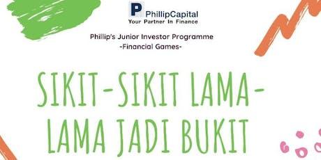 SIKIT-SIKIT LAMA-LAMA JADI BUKIT tickets