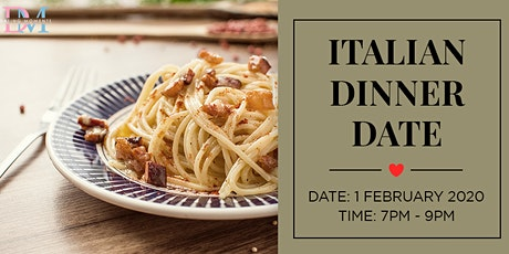 Italian Dinner Date tickets