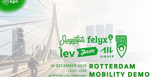 KPN Rotterdam Mobility Demo