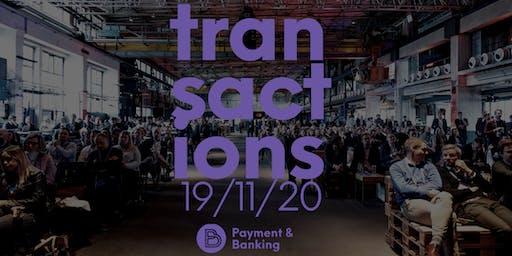#TRX20 - Die Transactions 2020