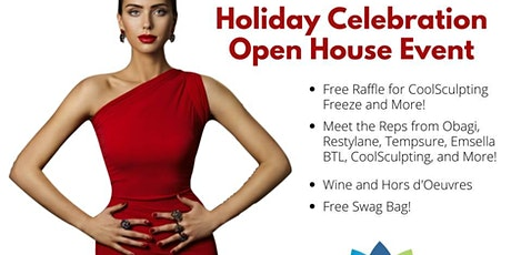 Patient Appreciation and Open House Event tickets