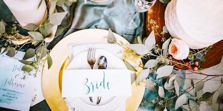 Handlettering für Fortgeschrittene – Thema Hochzeit | Workshop Tickets