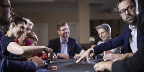 Entscheider-Mindset: Spielend zu mehr Erfolg als Selbstständige/r Tickets