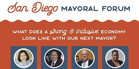 2020 San Diego Mayoral Forum tickets