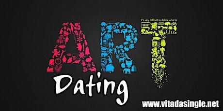 Art Dating per single Torino biglietti