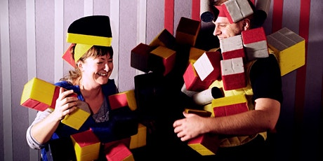 Inclusive Autism Family Social with AFFIX building blocks tickets