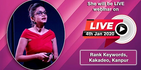 Digital Marketing Webinar In Kanpur LIVE from Malaysia tickets