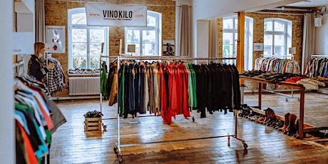 Wednesday Vintage Kilo Sale • Bamberg • VinoKilo tickets