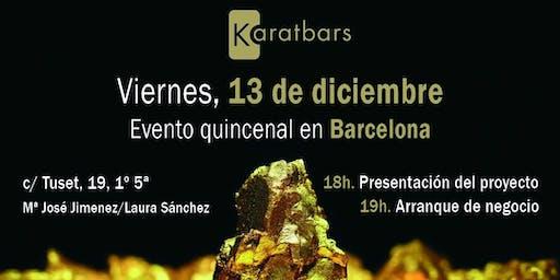 Presentacion karatbars