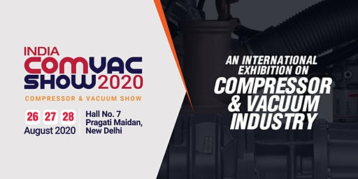 2nd  INDIA COMVAC SHOW 2020