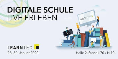 LEARNTEC 2020 - Fachtagung DigitalPakt Schule