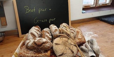 Intensiv-Brotbackkurs im Allgäu 1-tägig Tickets