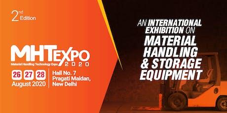 2nd MHT Expo 2020 tickets