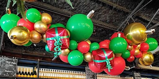 Organic Balloon Training with Nick Anderson CBA
