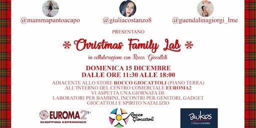 Christmas Family Lab