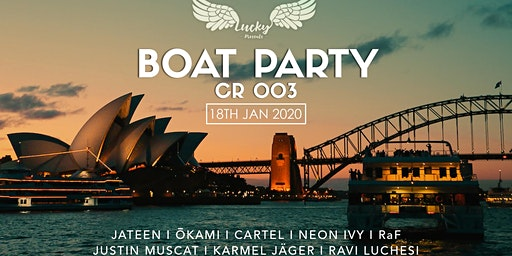 BOAT PARTY // Lucky Presents CR 003