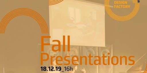 PDF Fall Presentations 2019