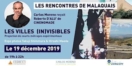 Les Rencontres de Malaquais - Les Villes (in)visibles tickets