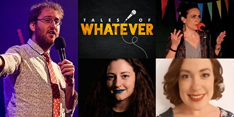 Tales of Whatever Sheffield - Festive Mixed Bill tickets