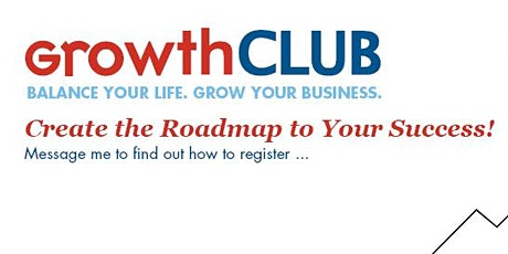 GrowthCLUB - 90 Day Business Planning tickets