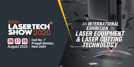 INDIA LASERTECH SHOW 2020 tickets