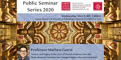 Islam UK Seminar Series 2019: Professor Mathew Guest tickets