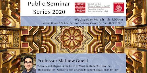 Islam UK Seminar Series 2019: Professor Mathew Guest