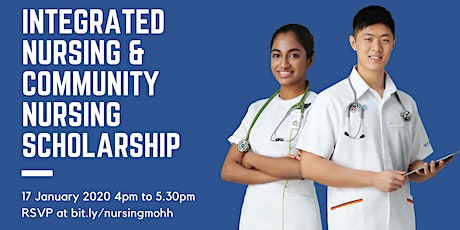 Integrated Nursing and Community Nursing Scholarship Information Session tickets