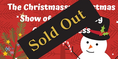 Squashbox Theatre - The Christmassy Christmas Show tickets
