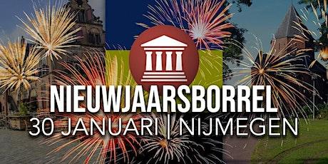 Nieuwjaarsborrel FVD Gelderland tickets