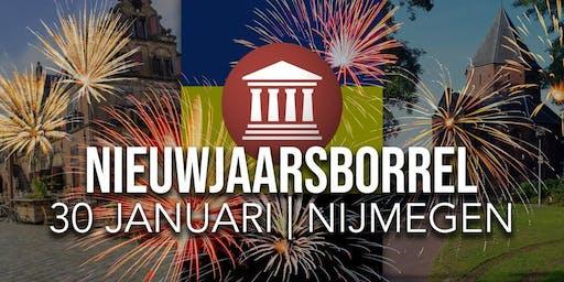 Nieuwjaarsborrel FVD Gelderland