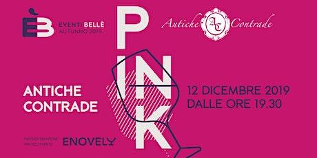 Pink biglietti