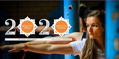 Holistic International Festival of Yoga - Manchester tickets